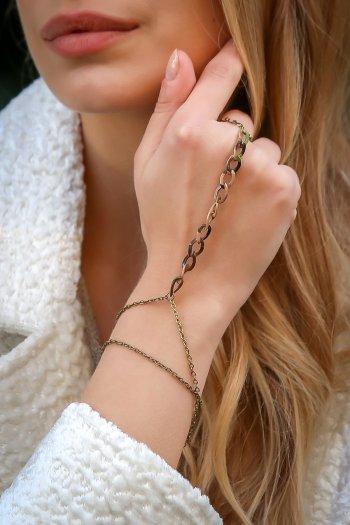 Designer Hand Chain