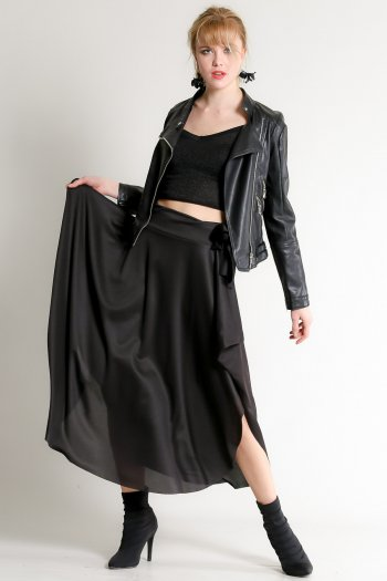 Asymmetrical Loose Skirt